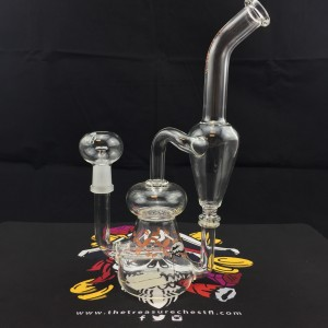 SHELDON BLACK HONEYCOMB RECYCLER RIG1